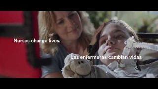 Las enfermeras cambiamos vidas y eso lo cambia todo.